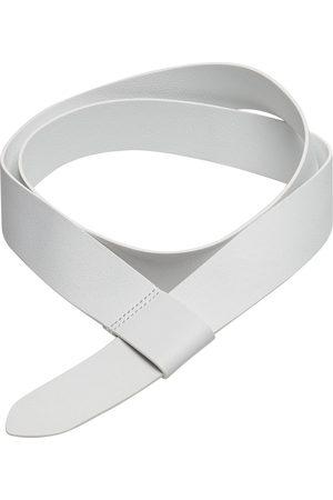 Filippa K Wrap Leather Belt Bælte Sølv