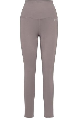 Drop Of Mindfulness Eden Piped Running/training Tights Lilla