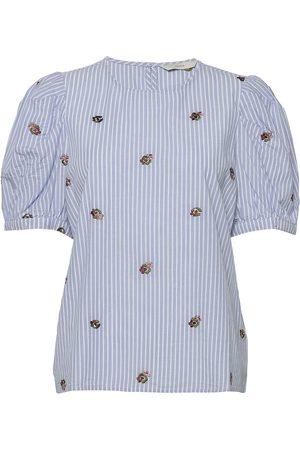 Numph Nudahlia Blouse Blouses Short-sleeved