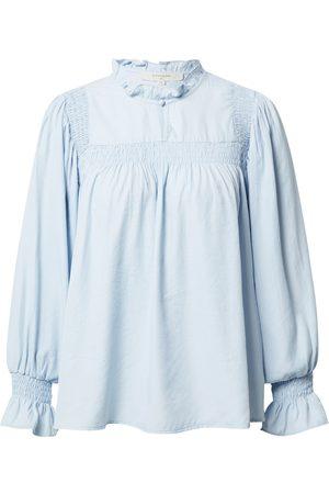 Cream Bluse 'Emily