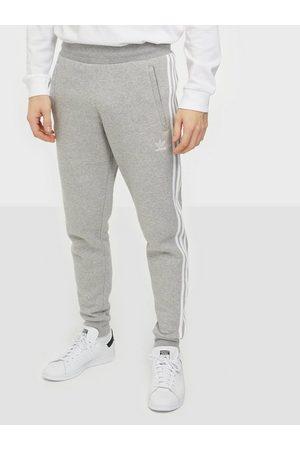 adidas Mænd Joggingbukser - 3-Stripes Pant Bukser Grey