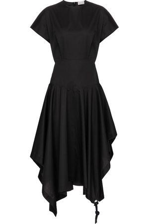 Moncler Genius 1 MONCLER JW ANDERSON cotton midi dress