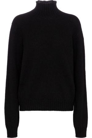 The Row Kvinder Strik - Kensington cashmere turtleneck sweater