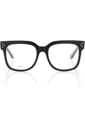 Céline Kvinder Solbriller - Square acetate glasses