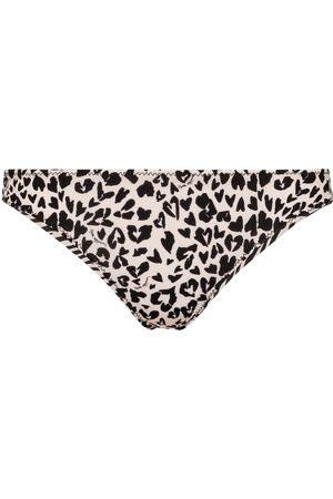 Stella McCartney Printed bikini bottoms