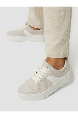 Duffy Kvinder Sneakers - Contrast Sneaker Low Top