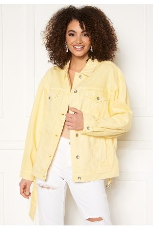 Miss Sixty WJ3750 Jacket Light Yellow L