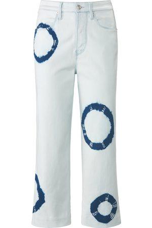 MAC DAYDREAM Kvinder Culottes bukser - Denim-culottes model Space Fra denim