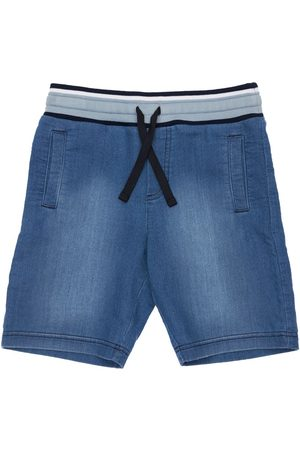 Dolce & Gabbana Drenge Shorts - Cotton Effect Shorts