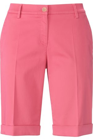 Brax Slim Fit-bermudashorts model Mia B Fra Feel Good