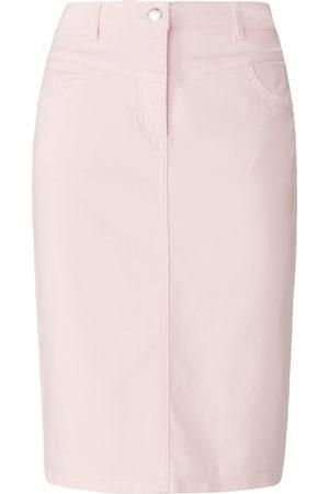 Peter Hahn Nederdel elastisk linning Fra rosé