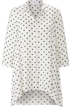 Emilia Lay Skjorte 3/4-ærmer Fra hvid