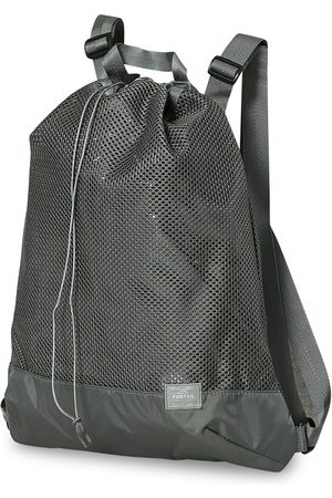 PORTER-YOSHIDA & CO Screen Knapsack Grey