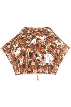Jean Paul Gaultier Regntøj - Paraply med ansigtstryk