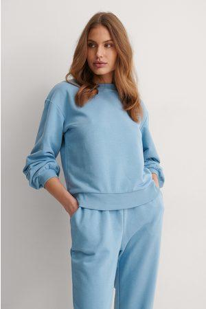 NA-KD Kvinder Trøjer - Økologisk Oversize Sweater