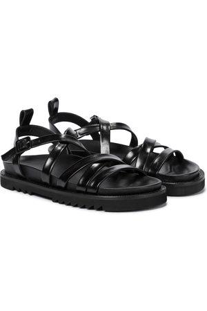 Simone Rocha Leather sandals