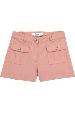 BONPOINT Saona stretch-cotton shorts