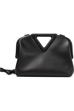 Bottega Veneta The Triangle Medium leather shoulder bag