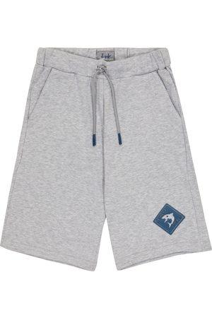 Il gufo Drenge Shorts - Cotton jersey sweat shorts