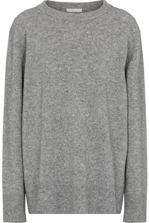 The Row Kvinder Strik - Sibem wool and cashmere sweater