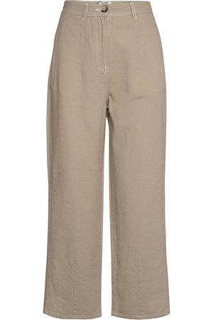 Just Female Cayenne Trousers Vide Bukser Beige