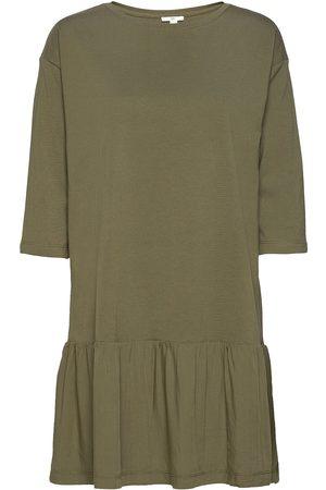 Esprit Kvinder Strikkede kjoler - Dresses Knitted Dresses Everyday Dresses