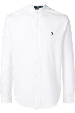 Polo Ralph Lauren Mænd Langærmede - Skjorte med en kinakrave