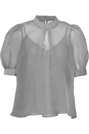 Just Female Kvinder Kortærmede - Marissa Blouse Blouses Short-sleeved