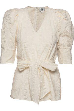 Twist & tango Kvinder Kortærmede - Nova Blouse Blouses Short-sleeved