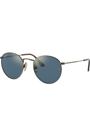 Ray-Ban RB8247 Round Polarized Solbriller