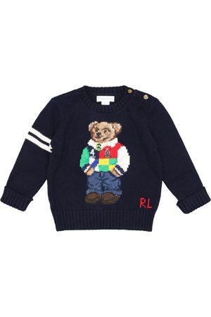 Ralph Lauren Drenge Strik - Sweater