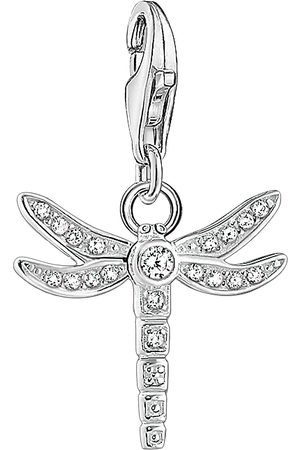 Thomas Sabo Charm Pendant Dragonfly Halskæde Hængesmykke