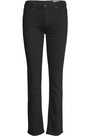 Esprit Pants Denim Slim Jeans Blå