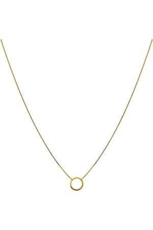 syster P Minimalistica Ring Necklace Gold Accessories Jewellery Necklaces Dainty Necklaces