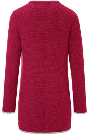 Giesswein Diplomatfrakke Lotte i 100% ren ny uld Fra pink