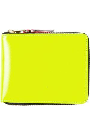 Comme des Garçons Punge - New Super Fluo' wallet
