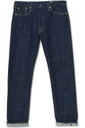 ORSLOW Mænd Tapered - Tapered Fit 107 Selvedge Jeans One Wash