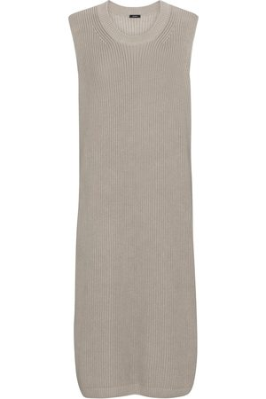 Joseph Kvinder Strikkede kjoler - Dawson ribbed-knit midi dress