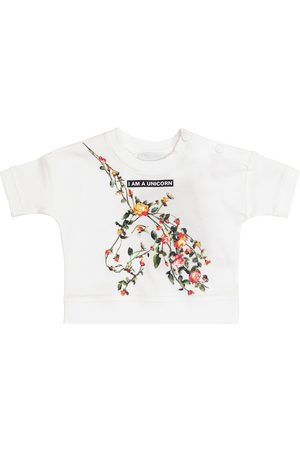 Burberry Toppe - Baby printed cotton top
