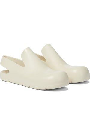 Bottega Veneta Kvinder Sandaler - Rubber slingback slippers