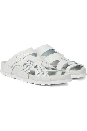 Birkenstock X CSM Tallahassee leather sandals
