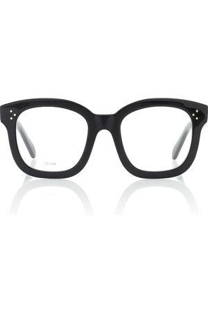 Céline D-frame acetate glasses