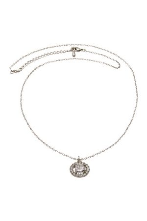LILY AND ROSE Miss Miranda Necklace Crystal One size