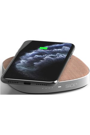 SACKit Mænd Mobil Covers - Chargeit Rose Mobilaccessory/covers Chargers & Cables Brun