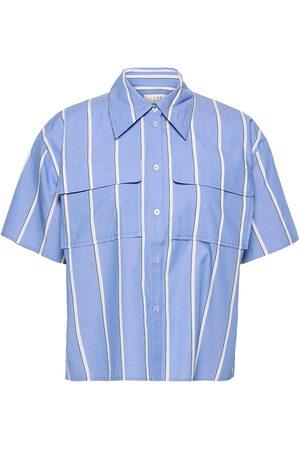 Norr Marcy Shirt Kortærmet Skjorte