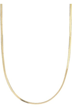 Maria Black Mio Chain Gold Hp Accessories Jewellery Necklaces Dainty Necklaces