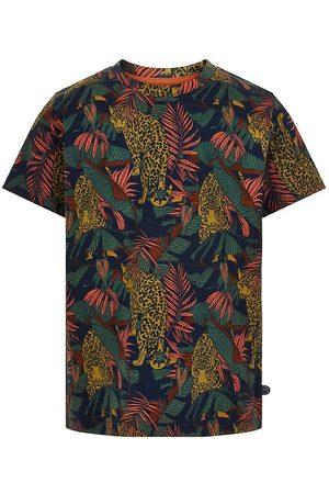 Minymo T-shirt - Navy m. Print