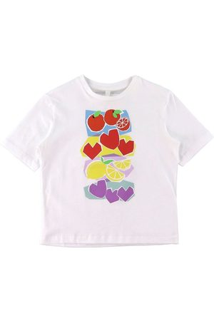 Stella McCartney T-shirt - m. Frugt