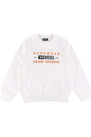 Diesel Sweatshirt - SGIRKK - m. Tekst
