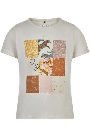 Minymo T-shirt - m. Print